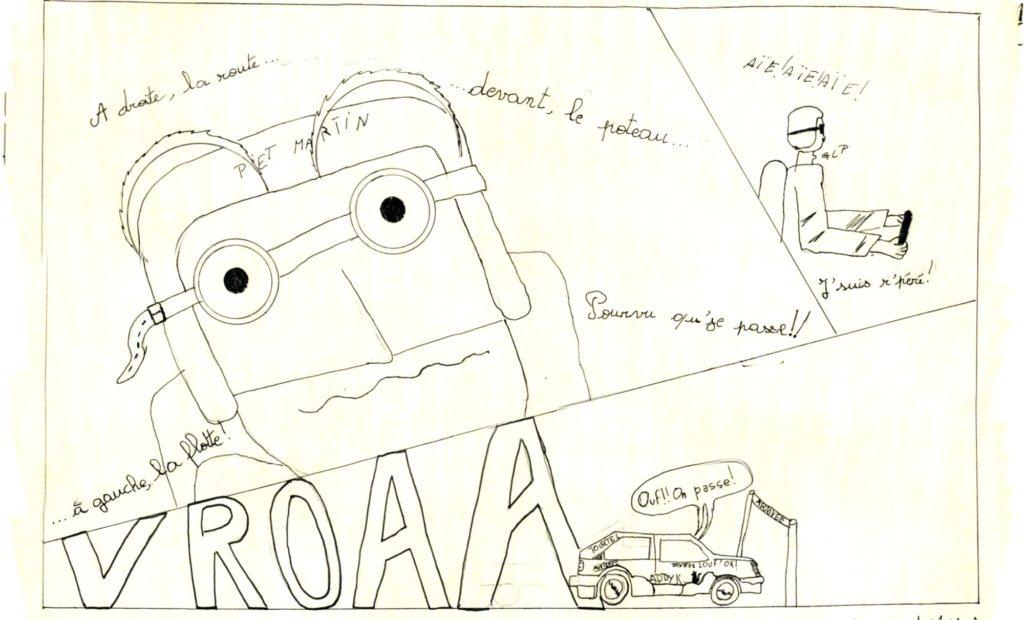 Les Jeunes Mécanos : Le Rallye en Folie - Page 5-1