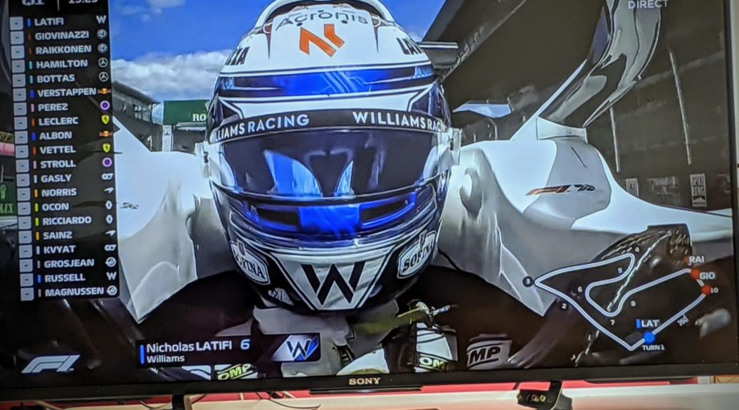 F1 Grand Prix d'Autriche 2020