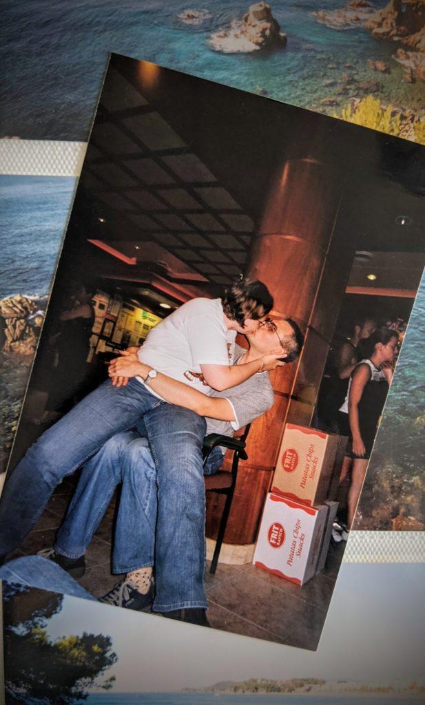 Nos premières vacances, à l'aventure en Espagne - 2003