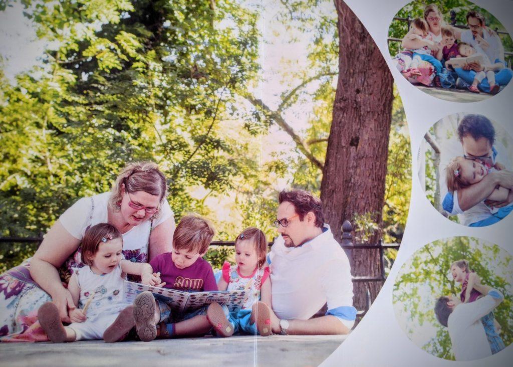 Et quelques années plus tard, retour à Bruges avec notre famille qui s'est bien agrandie - 2013 Wide open photographies photographe famille bébé mariage Lille