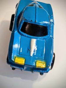 Chevrolet Corvette C2 - Funrise, 1989
