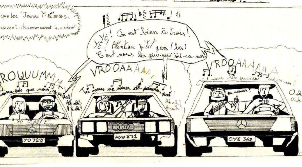 Les Jeunes Mécanos : Le Rallye en Folie - Page 3-2