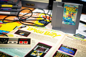 Shooting Retrogaming - NES - Batman - Bayou Billy