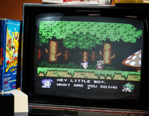Shooting Retrogaming - NES - Batman - Little Nemo