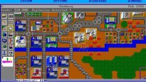 Simcity - PC (Maxis, 1989)