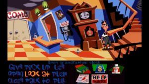 Day of the Tentacle – PC (Lucas Arts, 1993)