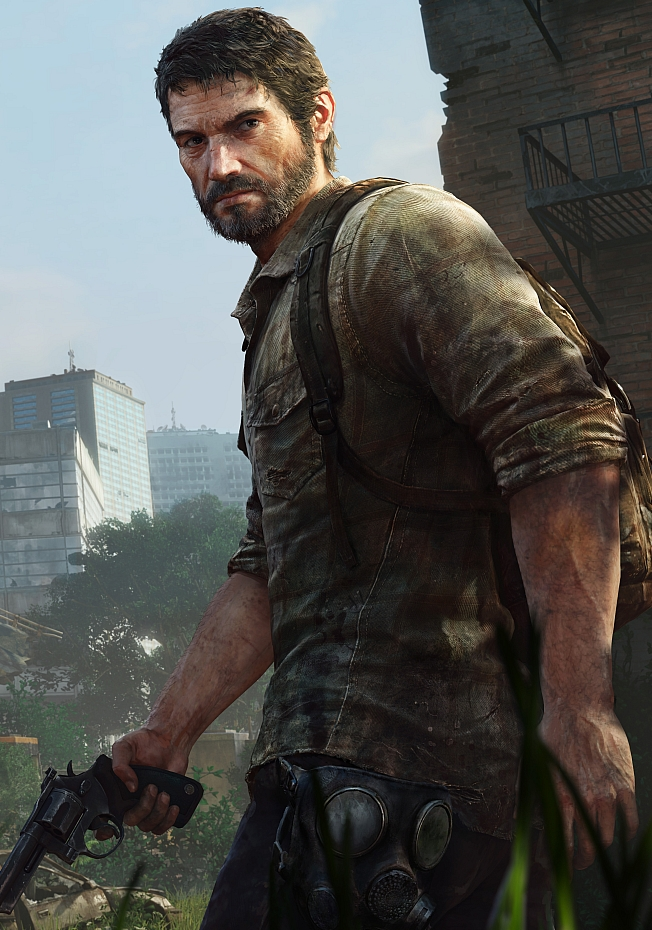 The Last Of Us Joel Bio