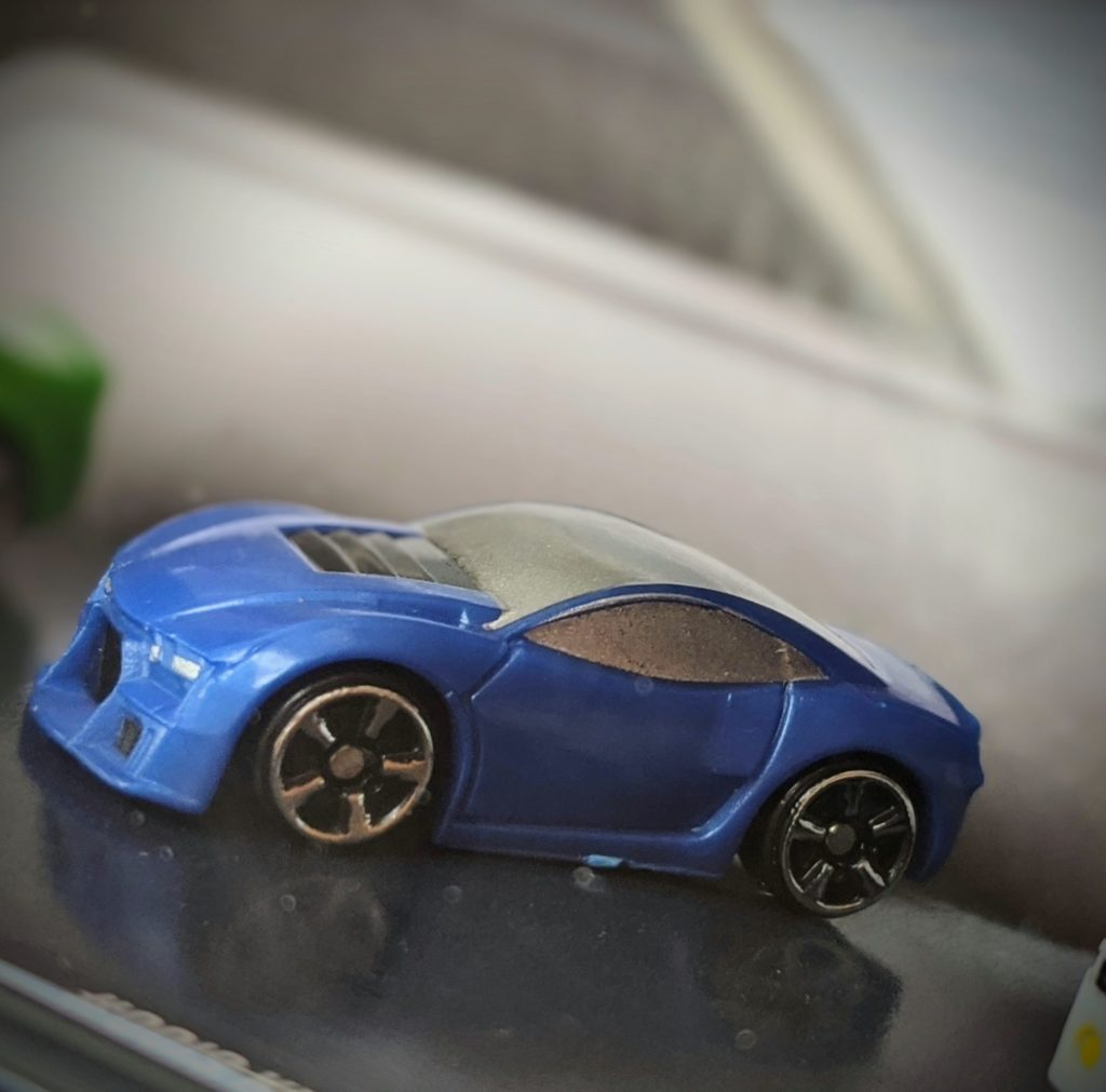Kestrel - Muscle Cars #4 - Micro Machines Wicked Cool Toys Hasbro, 2020