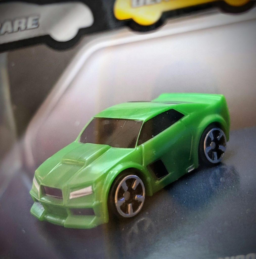 Condor - Muscle Cars #4 - Micro Machines Wicked Cool Toys Hasbro, 2020