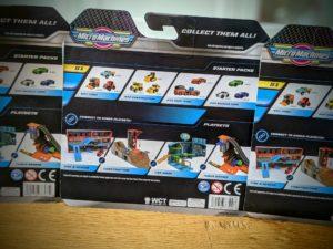Les premières séries de la nouvelle génération de Micro Machines