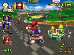 Mario Kart Double Dash - GC (Nintendo, 2003)