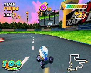 Speed Freaks - PSX (Sony - FunCom, 1999)