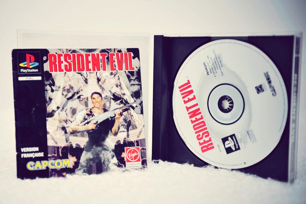 Resident Evil sur la PlayStation