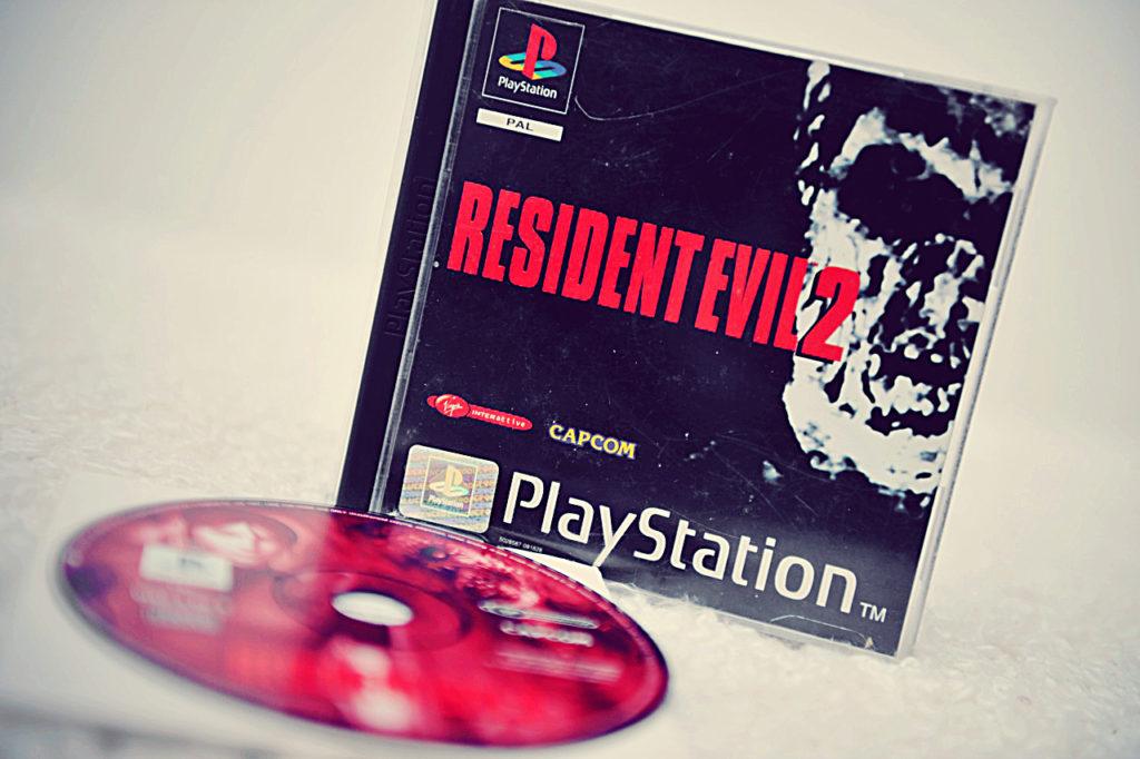 Resident Evil 2 version PlayStation