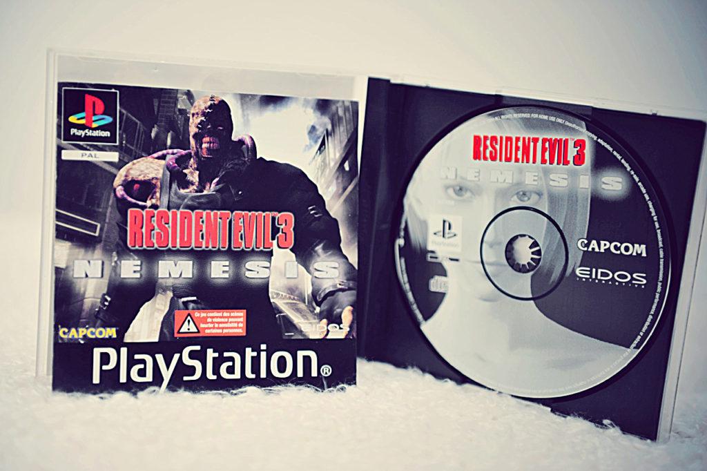 Resident Evil 3 sur la PlayStation