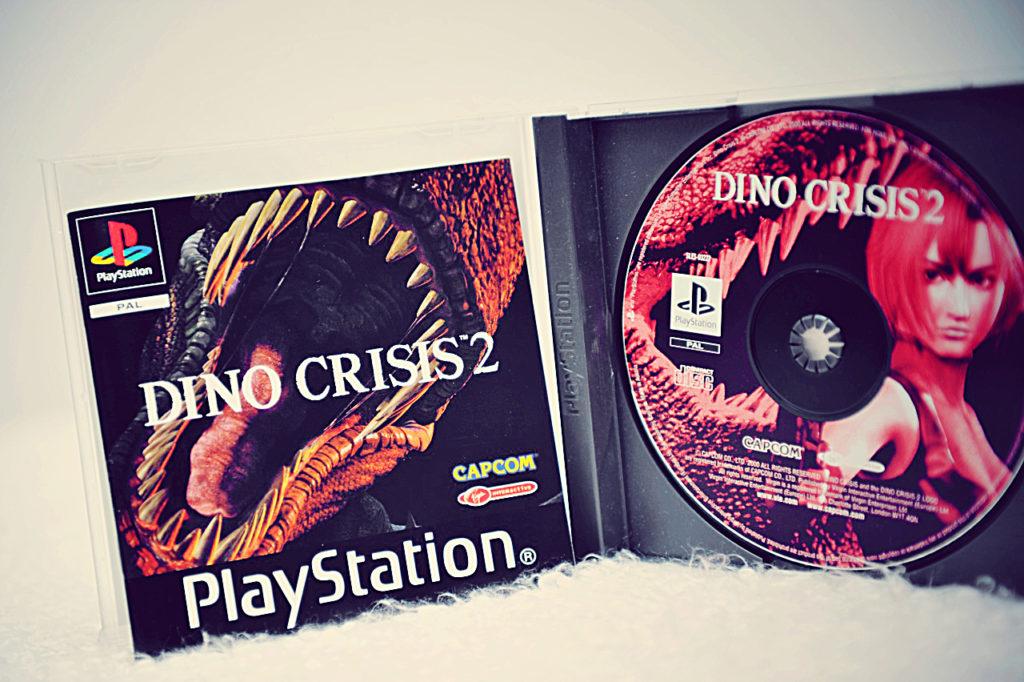 Dino Crisis 2 sur la PlayStation