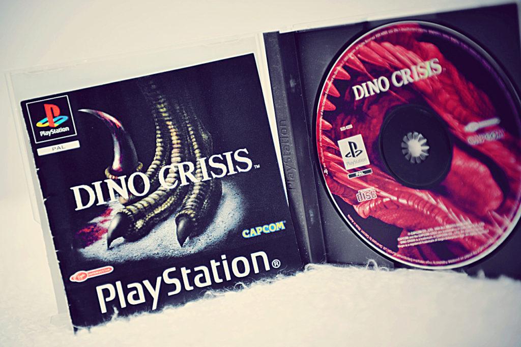 Dino Crisis sur la PlayStation