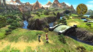 Ni No Kuni II : L'avènement d'un nouveau royaume - PS4 (Level 5, Namco Bandaï, 2018)