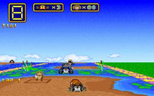 Wacky Wheels - PC MS-DOS (Apogee - Beavis Soft, 1994)