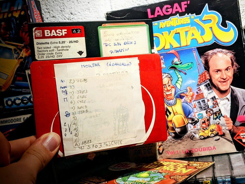 A l'époque, je n'imaginais même pas que l'on achète des jeux-vidéo au magasin !