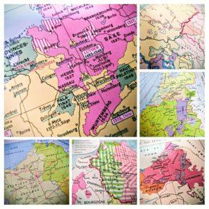 Les cartes de Belgique de mon Atlas historique