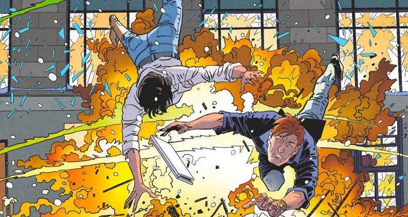 Largo Winch Tome 22 Les Voiles écarlates Eric Giacometti Philippe Francq Aventure Thriller économie Finances Explosion 1
