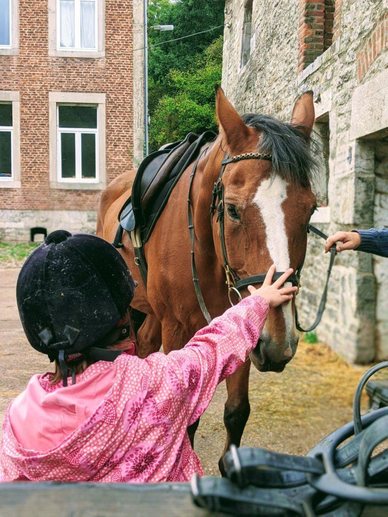 Cours d'Equitation pour Alice