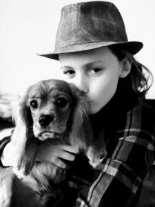 Le Cha' et son chien