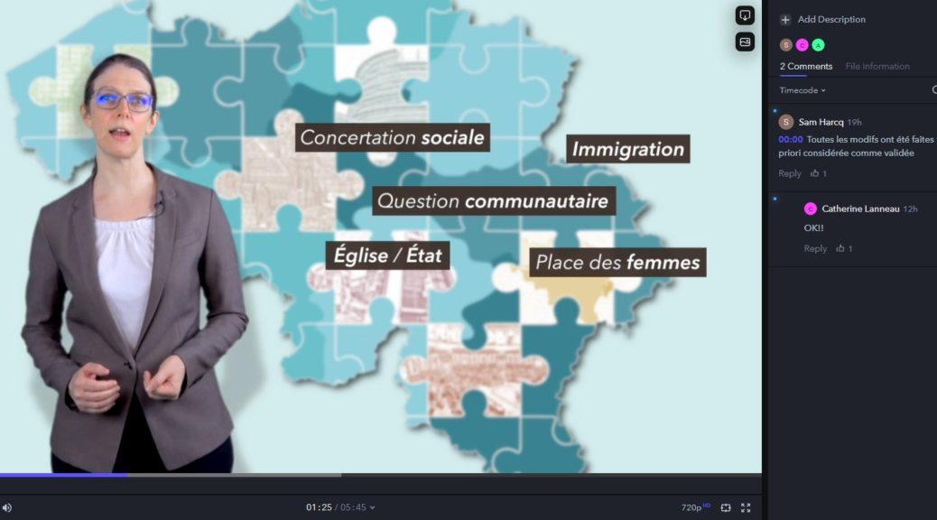 MOOC - Histoire(s) de Belgique - Université de Liège