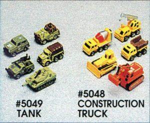 Timo Jährling a retrouvé la piste des Micro Champs vendus par Best Toy en Allemagne, issus des moules Funrise.