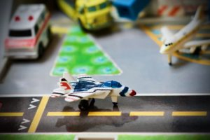 F-15 Eagle - mini - Micro Machines