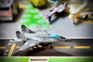 MiG-29 Fulcrum - Micro Machines