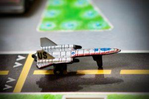 SR-71 Blackbird - mini - Micro Machines