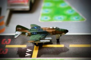 F-4 Phantom II - mini - Micro Machines