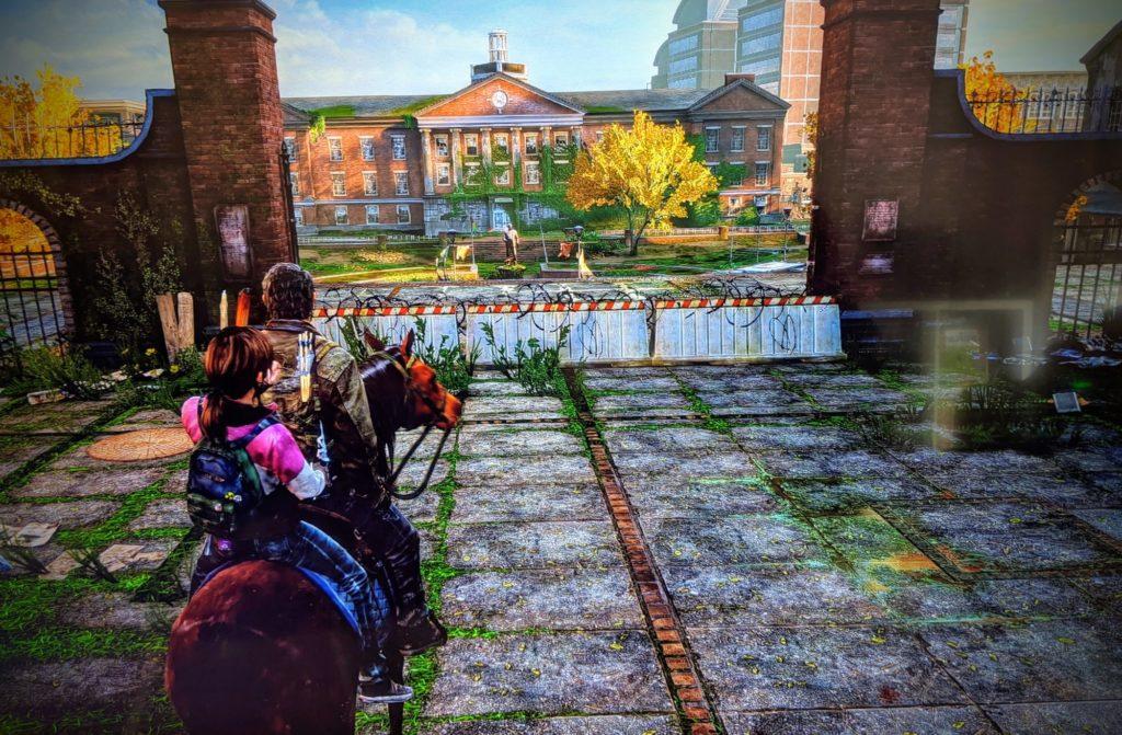 The Last of Us, on passe même par le campus de Gembloux !