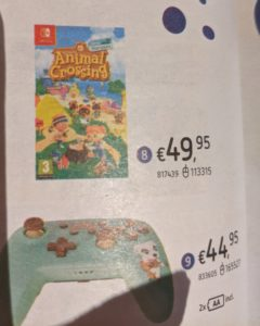ou Animal Crossing
