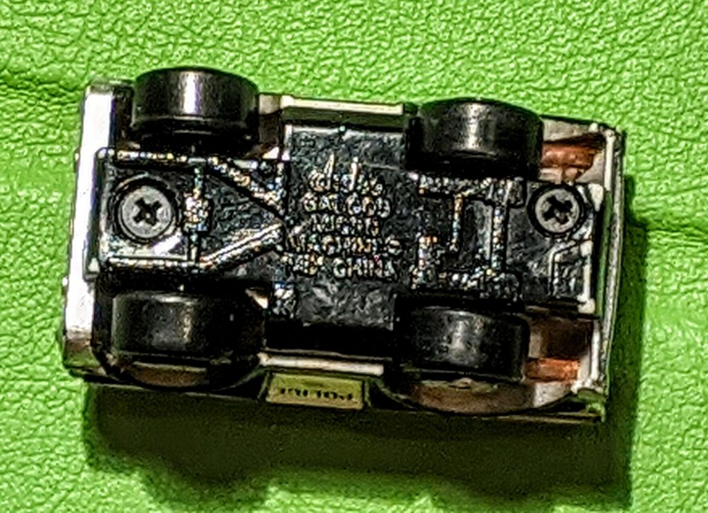 Chevy '57 Bel Air - Micro Lights #3 - Micro Machines Galoob, 1989