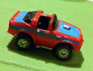 '85 Camaro - Highway Warrios : The Disruptor - Micro Machine, 1989