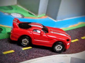 Dodge Viper - Speedeez, Playmate Toys Inc, 2002