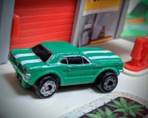 Ford Mustang '64 - Top Sellers #3 - Micro Machines, 1996