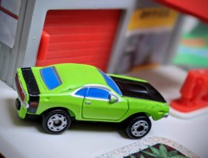 Chrysler '71 Challenger - Classic Chryslers #2 - Micro Machines, 1998