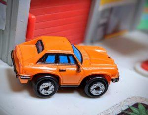 Datsun 240Z - Top Sellers #3 - Micro Machine, 1996