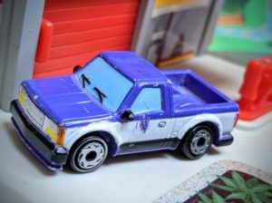 Chevy Pickup - Top Sellers #3 - Micro Machines, 1996