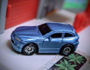 BMW M Serie Coupe - Speedeez, Playmate Toys Inc, 2002