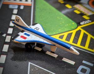 Concorde - Micro Machines - Galoob