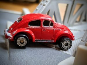VW Coccinelle - Top Sellers #3 - Micro Machine, 1996