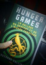 Le 4° tome de la trilogie Hunger Games