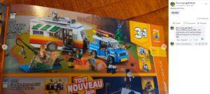 Un peu cher, mais jolie cette boite LEGO Constructor