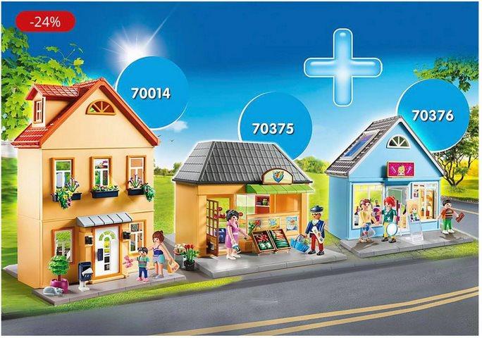 Jolis sets Playmobil