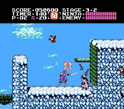 Shadow Warrior (Ninja Gaiden) - Nes (Tecmo, 1988)